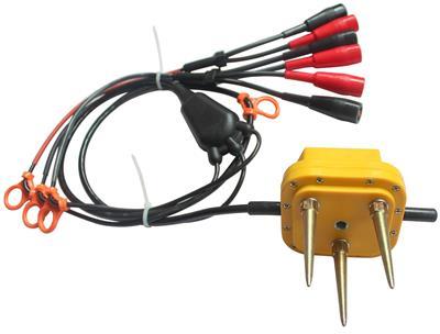 Three Component Geophone String