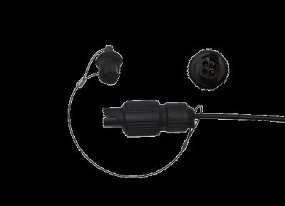Amphib IV Marsh Geophone Connector