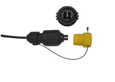 Herma IV Marsh Geophone Cable Connector