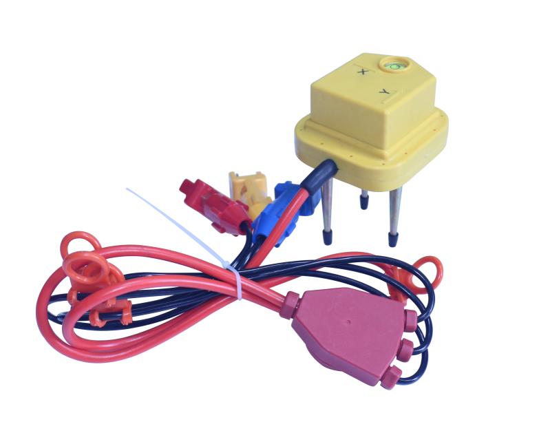 Three Component Geophone (3C Geophone)